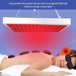 1*Square Red Light Therapy Panel Pain Relief Light Physiothe