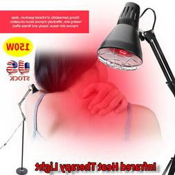 150W Infrared Heat Therapy Light Muscle Pain Relief Skin Car