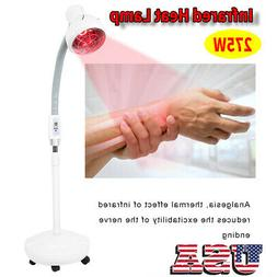 275W Infrared Heat Light Therapeutic Therapy Lamp Pain Relie