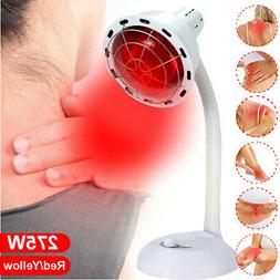 275W IR Infrared Red Heat Light Therapeutic Therapy Lamp Pai