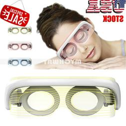 3 Colors LED Light Mask Skin Care Photon Therapy Eyes Mask S