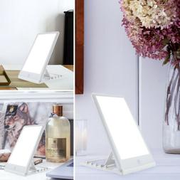 3 Modes Dimmable SAD Treatment Therapy Lamp Mood Healing Hap