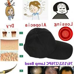 3 Types Unisex Anti Hair Loss Low Light Laser Treatment Ther