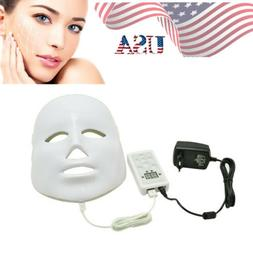 3Color Light Photo Therapy Skin Rejuvenation Therapy Facial