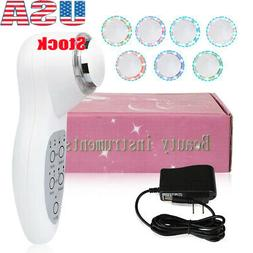 7 Photon Led Light Therapy Rejuvenation 3Mhz Ultrasound Ultr