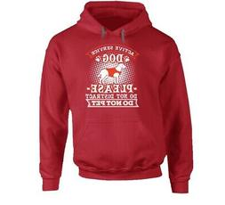 Active Service Therapy Dog Training Hoodie