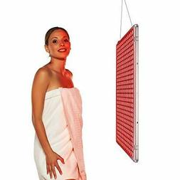 Body Red Light Therapy Devices in Deep Red  for Face Body Sk