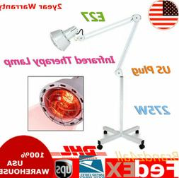 Health Infrared Therapy Lamp Floor Stand 110V Infrared Red H