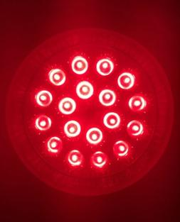 Infrared 18 LED Lightbulb 660nm  Red Light Therapy