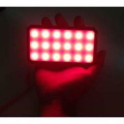 Infrared Heating Lamp Red Light Therapy Portable Rechargeabl