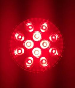Infrared LED 12 Lightbulb 660nm  Red Light Therapy