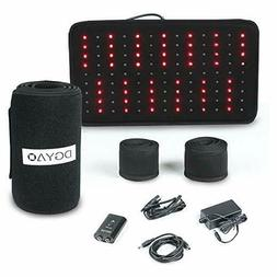 DGYAO Infrared LED Red Light Therapy Device Back Pain Relief