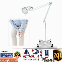 infrared red heat light therapeutic therapy lamp