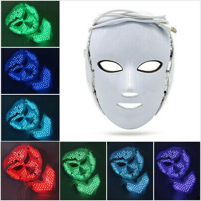 7 Colors Light Photon Rejuvenation