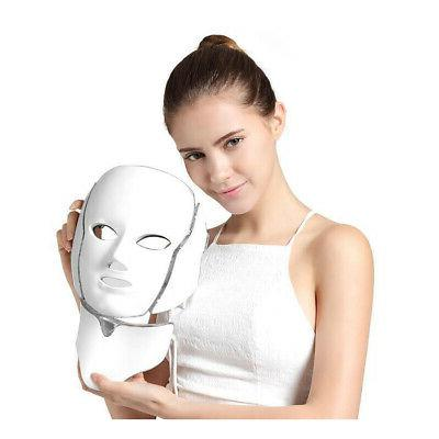 7 Light Photon Face Rejuvenation Facial Therapy