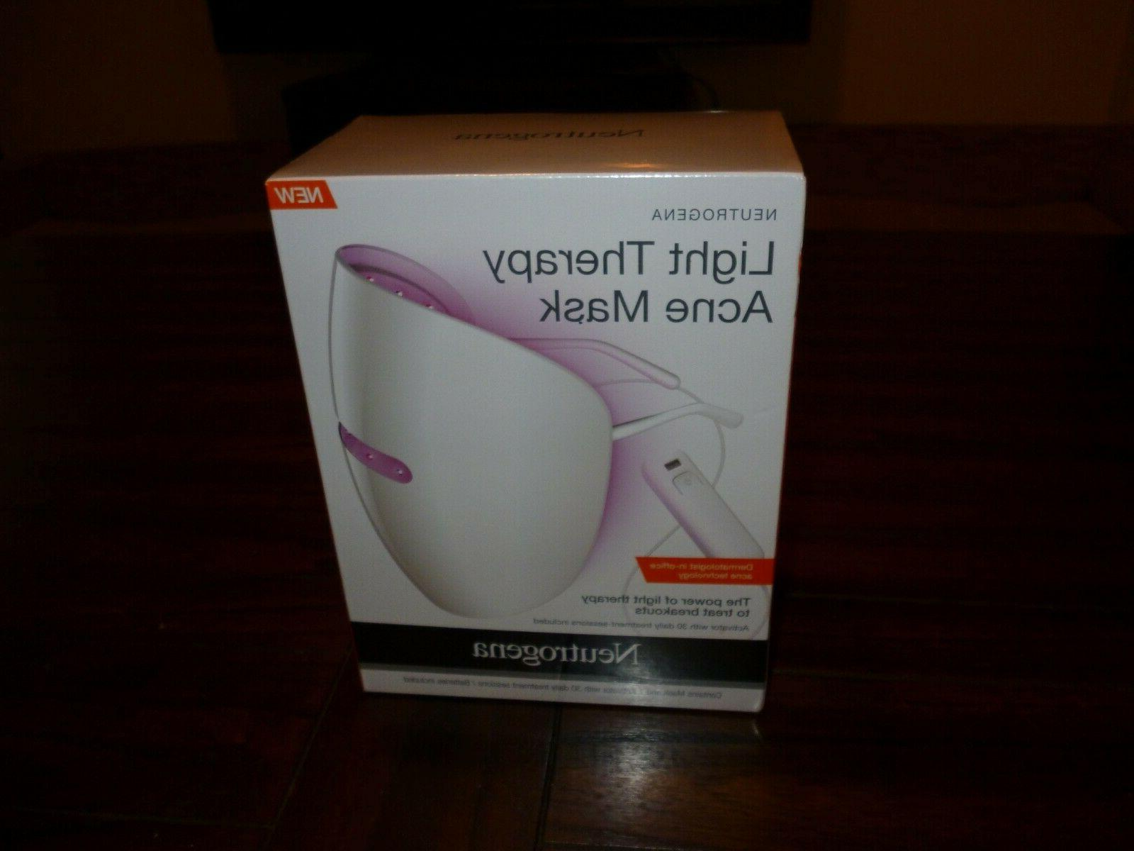 736015 light therapy acne mask new in