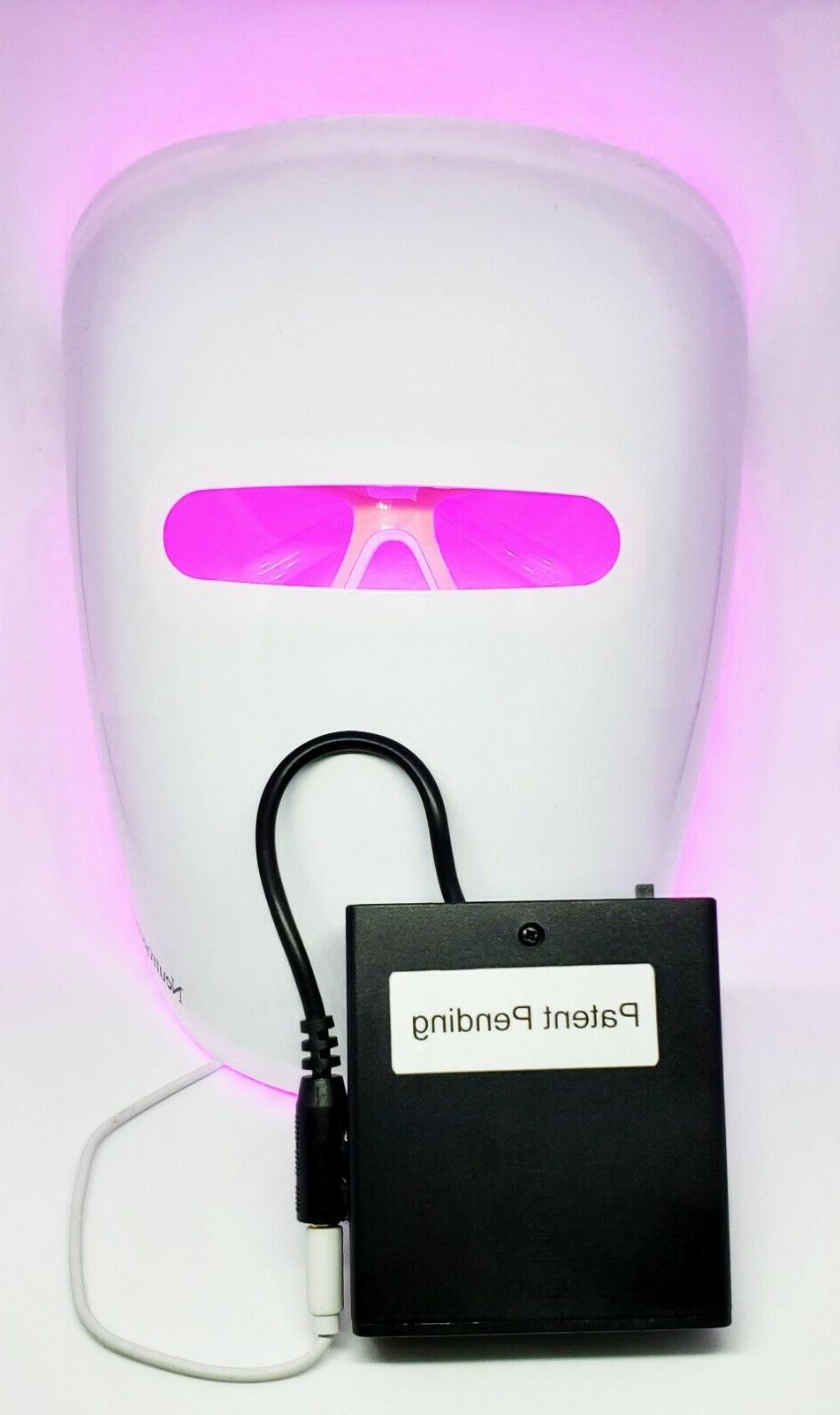 activator for light therapy mask