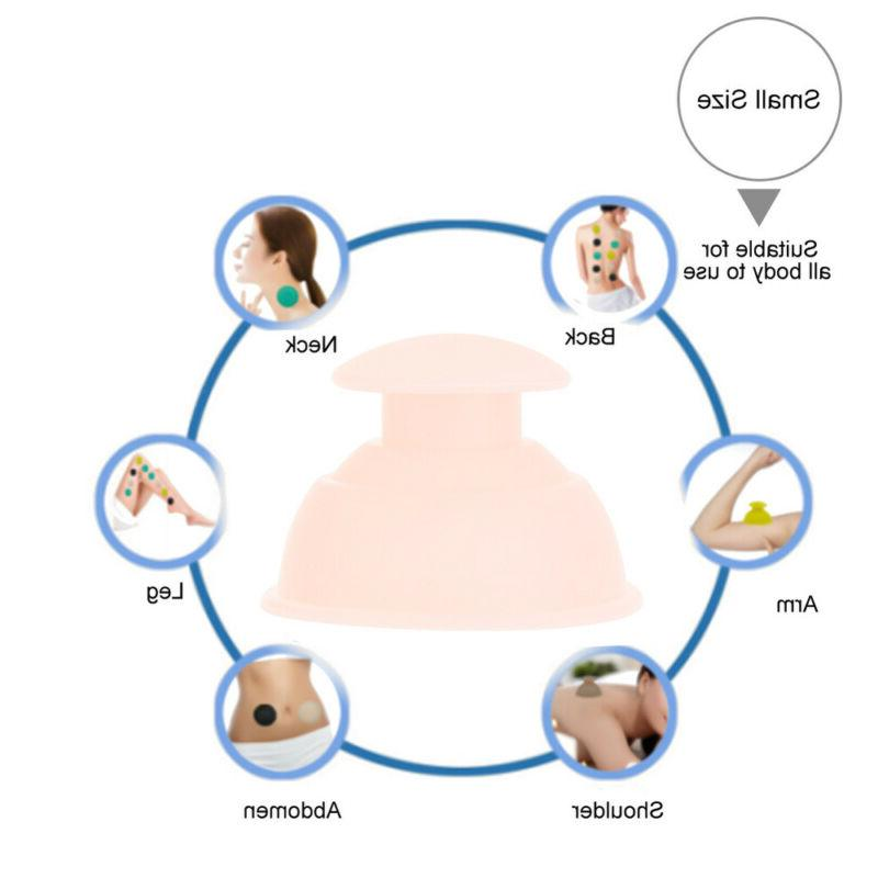 Anti Cellulite Cupping Silicone Body
