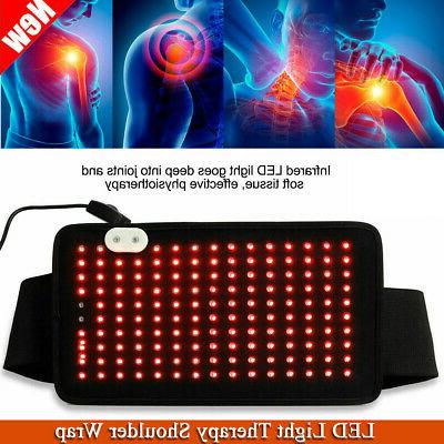 dpl flexible led light therapy compression wrap