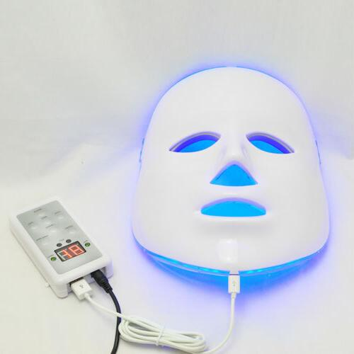 Facial LED Reduce Spots Therapy