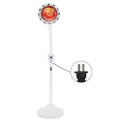 UK Infrared Light Heating Therapy Floor Stand Lamp Muscle Pa