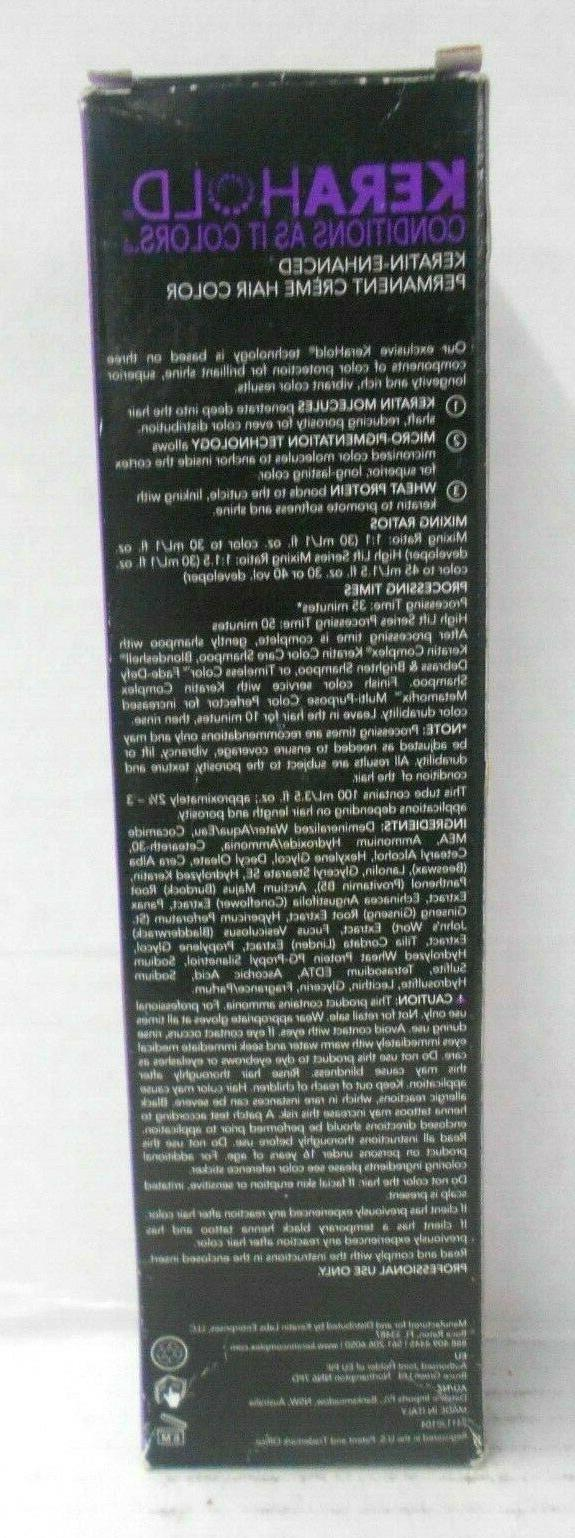 Kerahold COLOR THERAPY Complex Contains oz.!!