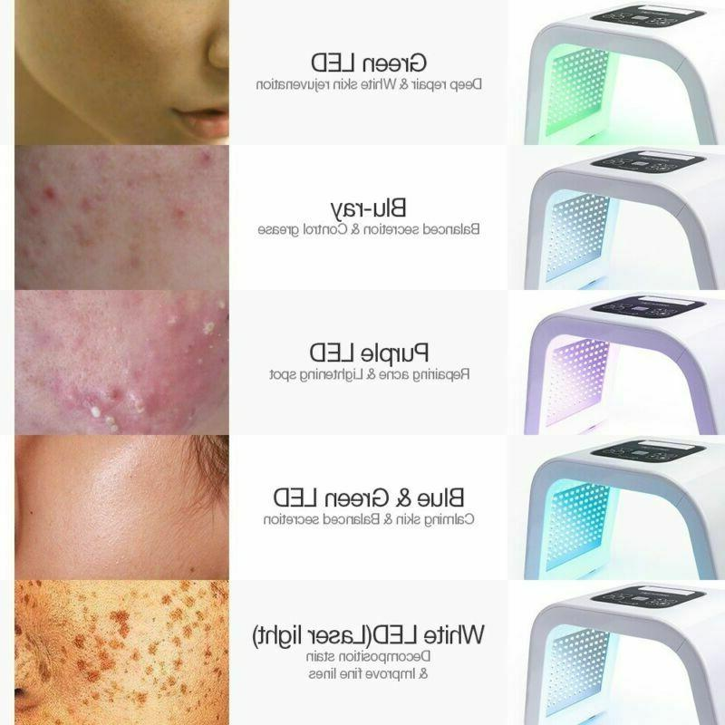 7Color Light Therapy Skin Beauty