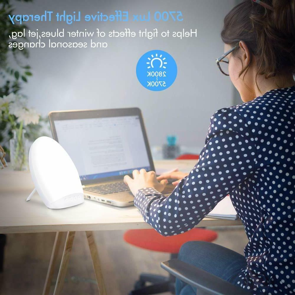 Light Therapy Energy Portable Depression Relief
