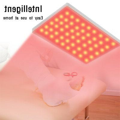Red Light Infrared Therapy Penetration Pain