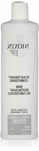 Nioxin System 1 Scalp Therapy Conditioner Natural Hair Light