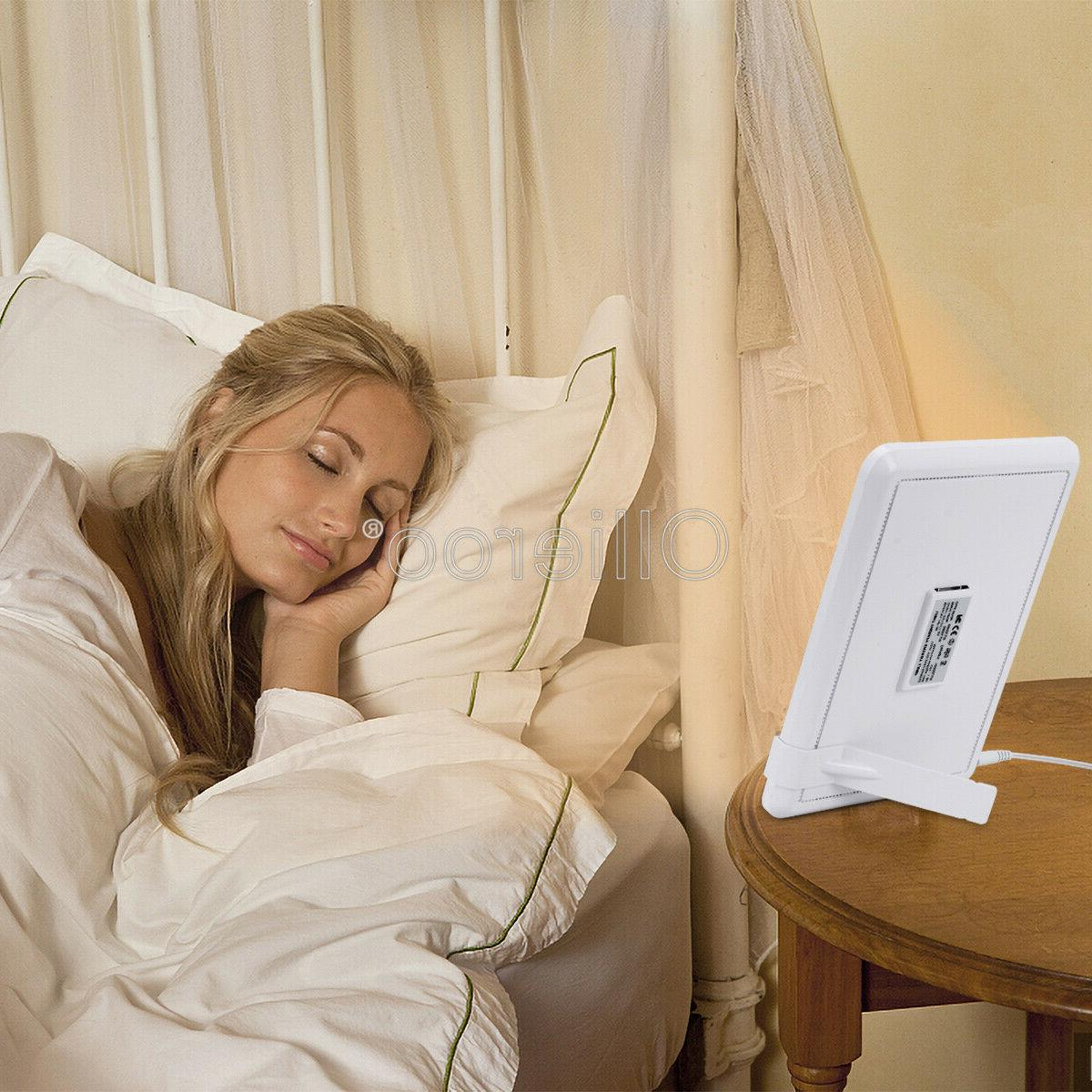 LED Sad Light Therapy Energy Lamp HP-06 3 Models 10,000 lux