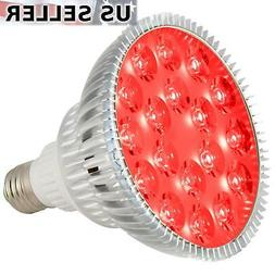 ABI LED Light Bulb for Red Light Therapy, 660nm Deep Red, 54