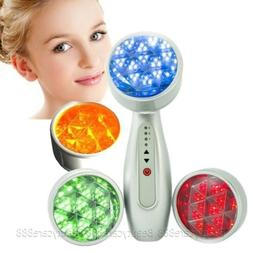 LED Light Therapy Photon Tender Skin Car Phototherapy Beauty
