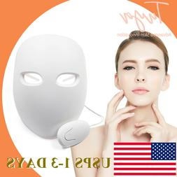 Sollume Esthe LED Photon Light Emitted Therapy Facial Mask S