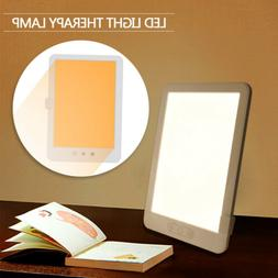 Light Therapy Lamp - LED Therapy Light with 10000 Lux 3 Adju