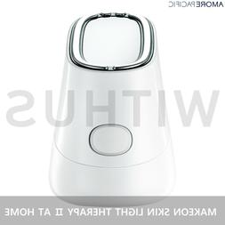 Makeon Skin Light Therapy II At-Home LED Skin Care Device Am