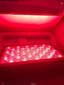 NEW IN BOX - HOOGA Red Light Therapy 60 LED Panel for Wrinkl