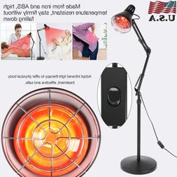 New Infrared Light Heating Therapy Floor Stand Lamp Muscle P