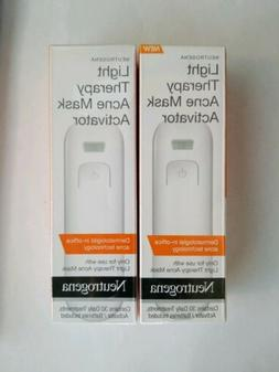 Neutrogena Light Therapy Acne Mask Activator 30 Daily Treat