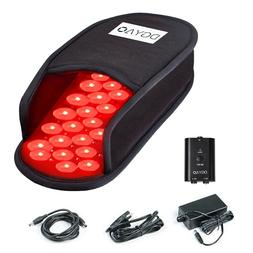 DGYAO Red Light Therapy Infrared Light Devices Slipper for F