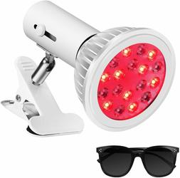 Red Light Therapy Lamp Device Combo 660nm 850nm Infrared Lig
