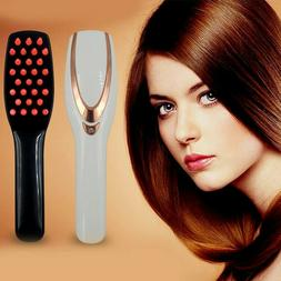 red light therapy laser massage for hair