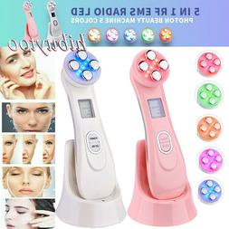rf led light therapy photon face skin