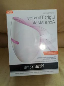 SEALED LIGHT THERAPY ACNE MASK with 1 Activator 30 Daily Tre