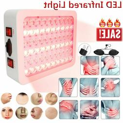 Skin Rejuvenation Red Light Therapy Panel Device for Skincar