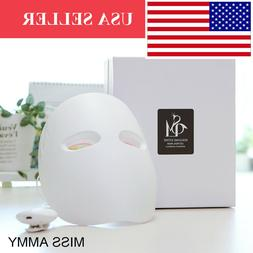 Red Light IR Photon Skin LED Face Mask Therapy