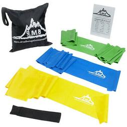 Black Mountain Products Therapy Exercise Bands with Resistan