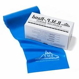 6 Yard Therapy Resistance Band, Blue / 6 lbs Max Resistance