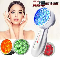 USA LED Light Therapy Photon Tender Skin Phototherapy Beauty
